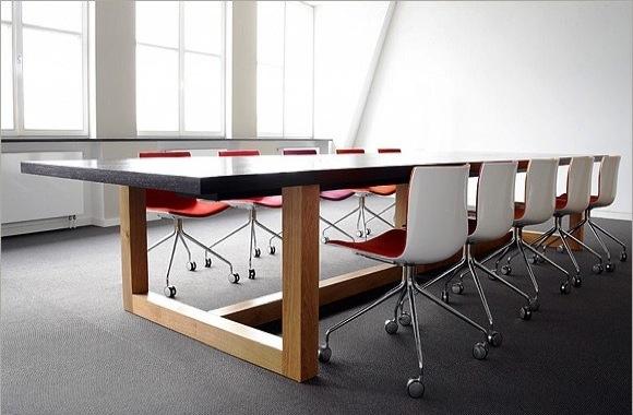 Moebeldesignkonferenztisch 1 1 for Konferenztisch design